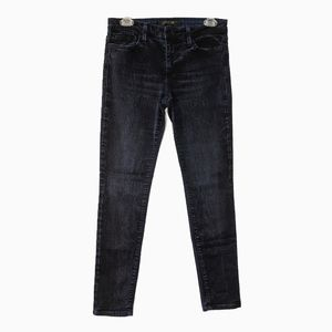 JOE'S JEANS | DARK BLUE FADED SKINNY JEANS